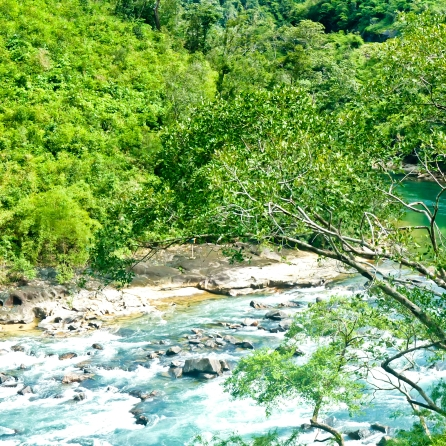 แม่น้ำกาโลนท่า แม่น้ำสายสำคัญที่ถูกกำหนดให้เป็นพื้นที่สร้างอ่างเก็บน้ำขนาดใหญ่ เพื่อป้อนน้ำให้กับเขตเศรษฐกิจพิเศษทวาย
