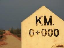 """""""หลักกิโลเมตรที่ 0"""" จุดเริ่มต้นโครงการท่าเรือน้ำลึกและเขตเศรษฐกิจพิเศษทวาย"""