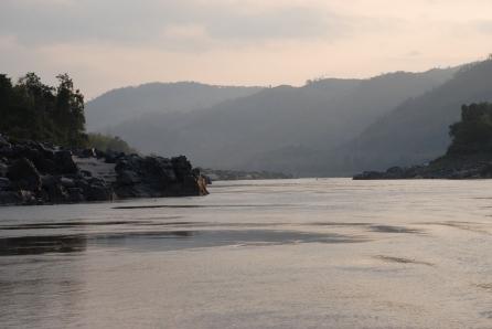 แม่น้ำโขง-เหนือเขื่อนไซยะบุรี