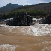 แม่น้ำโขงเหนือเขื่อนไซยะบุรี